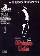 The Godfather - Brazilian Movie Poster (xs thumbnail)