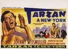 Tarzan's New York Adventure - Belgian Movie Poster (xs thumbnail)