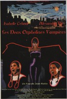 Les deux orphelines vampires - French Movie Poster (xs thumbnail)