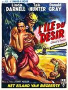 Saturday Island - Belgian Movie Poster (xs thumbnail)