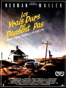 Tough Guys Don't Dance - French Movie Poster (xs thumbnail)