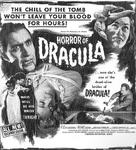 Dracula - British poster (xs thumbnail)