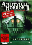 Amityville 3-D - German Movie Cover (xs thumbnail)