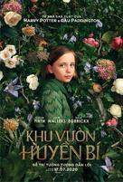 The Secret Garden - Vietnamese Movie Poster (xs thumbnail)