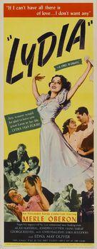 Lydia - Movie Poster (xs thumbnail)