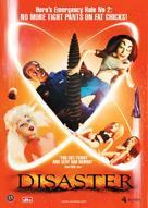 Disaster! - Danish poster (xs thumbnail)