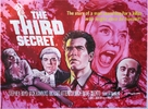 The Third Secret - British Movie Poster (xs thumbnail)