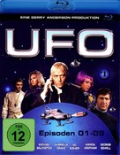 """UFO"" - German Blu-Ray movie cover (xs thumbnail)"