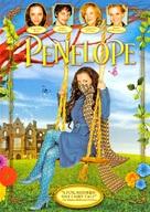 Penelope - DVD cover (xs thumbnail)