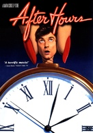 After Hours - DVD movie cover (xs thumbnail)