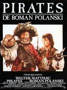 Pirates - French Movie Poster (xs thumbnail)