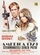Boxcar Bertha - Italian Movie Poster (xs thumbnail)