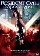 Resident Evil: Apocalypse - DVD movie cover (xs thumbnail)