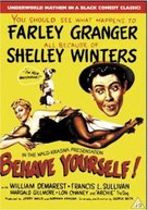Behave Yourself! - British DVD movie cover (xs thumbnail)