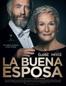 The Wife - Spanish Movie Poster (xs thumbnail)