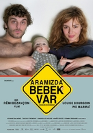 Un heureux évenement - Turkish Movie Poster (xs thumbnail)
