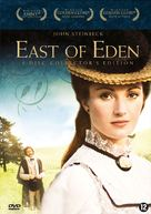 """East of Eden"" - Dutch DVD movie cover (xs thumbnail)"