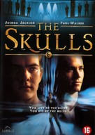 The Skulls - Dutch DVD cover (xs thumbnail)