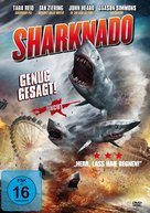 Sharknado - German DVD movie cover (xs thumbnail)