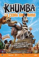Khumba - Mexican Movie Poster (xs thumbnail)
