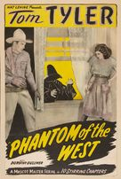 The Phantom of the West - Re-release poster (xs thumbnail)