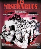 Les misérables - French Blu-Ray movie cover (xs thumbnail)