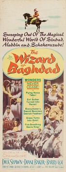 The Wizard of Baghdad - Movie Poster (xs thumbnail)