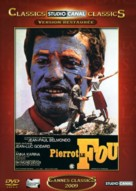Pierrot le fou - DVD movie cover (xs thumbnail)