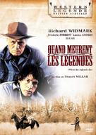 When the Legends Die - French DVD cover (xs thumbnail)