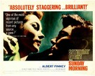 Saturday Night and Sunday Morning - Movie Poster (xs thumbnail)