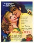 Frenchman's Creek - Movie Poster (xs thumbnail)
