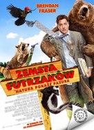 Furry Vengeance - Polish Movie Poster (xs thumbnail)