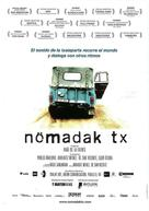 Nömadak Tx - Spanish Movie Poster (xs thumbnail)