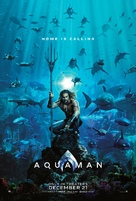 Aquaman - Teaser movie poster (xs thumbnail)