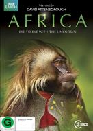 """Africa"" - New Zealand DVD movie cover (xs thumbnail)"