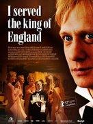 Obsluhoval jsem anglickèho krále - Belgian Movie Poster (xs thumbnail)