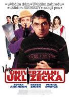Keeping Mum - Czech Movie Poster (xs thumbnail)