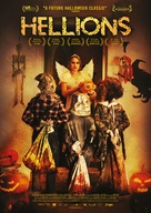 Hellions - Canadian Movie Poster (xs thumbnail)