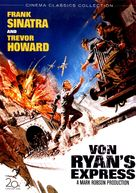 Von Ryan's Express - DVD cover (xs thumbnail)