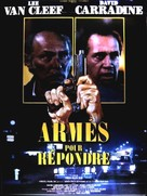 Armed Response - French Movie Poster (xs thumbnail)