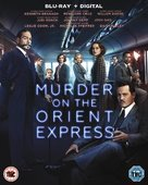 Murder on the Orient Express - British Blu-Ray movie cover (xs thumbnail)
