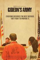 Gideon's Army - Movie Poster (xs thumbnail)