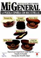 Mi general - Spanish Movie Poster (xs thumbnail)
