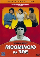 Ricomincio da tre - Italian Movie Cover (xs thumbnail)
