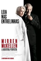 The Good Liar - Portuguese Movie Poster (xs thumbnail)