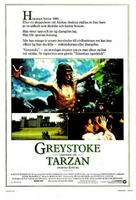 Greystoke - Swedish Movie Poster (xs thumbnail)