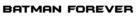 Batman Forever - Logo (xs thumbnail)