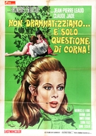 Domicile conjugal - Italian Movie Poster (xs thumbnail)
