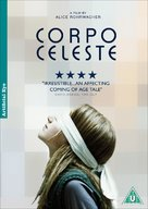 Corpo celeste - British DVD cover (xs thumbnail)