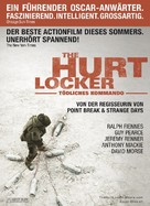 The Hurt Locker - Swiss Movie Poster (xs thumbnail)